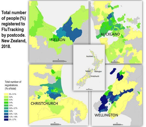 Total NZ Participants